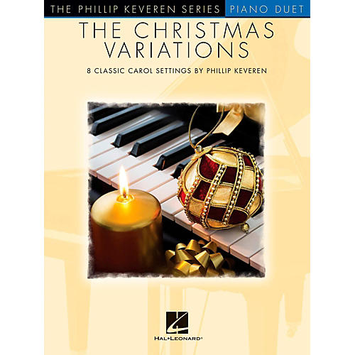 Hal Leonard The Christmas Variations - Piano Duet - Phillip Keveren Series thumbnail