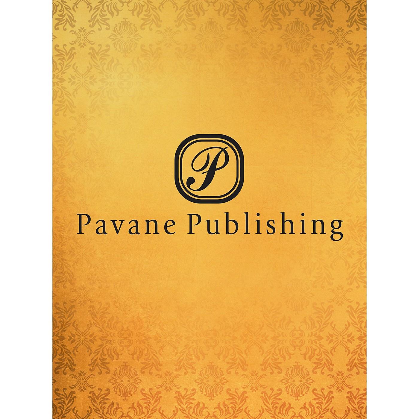 Pavane The Circle SATB a cappella Composed by Allan Robert Petker thumbnail