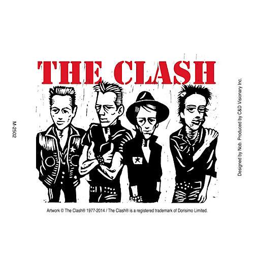 C&D Visionary The  Clash Magnet thumbnail