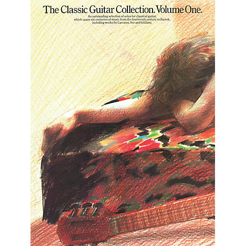 Music Sales The Classic Guitar Collection - Volume 1 Music Sales America Series Softcover thumbnail