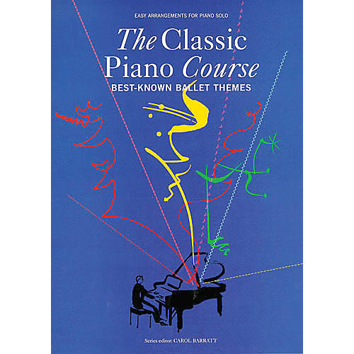 Chester Music The Classic Piano Course: Best-Known Ballet Themes Music Sales America Series thumbnail