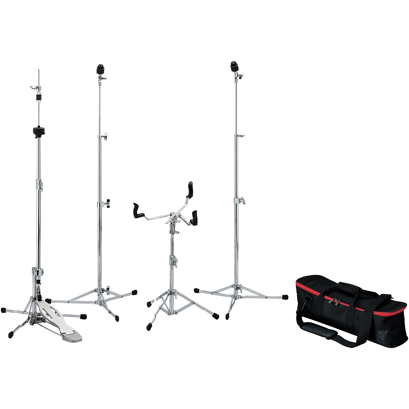 TAMA The Classic Series Hardware 4-piece Hardware Pack with Carrying Bag thumbnail