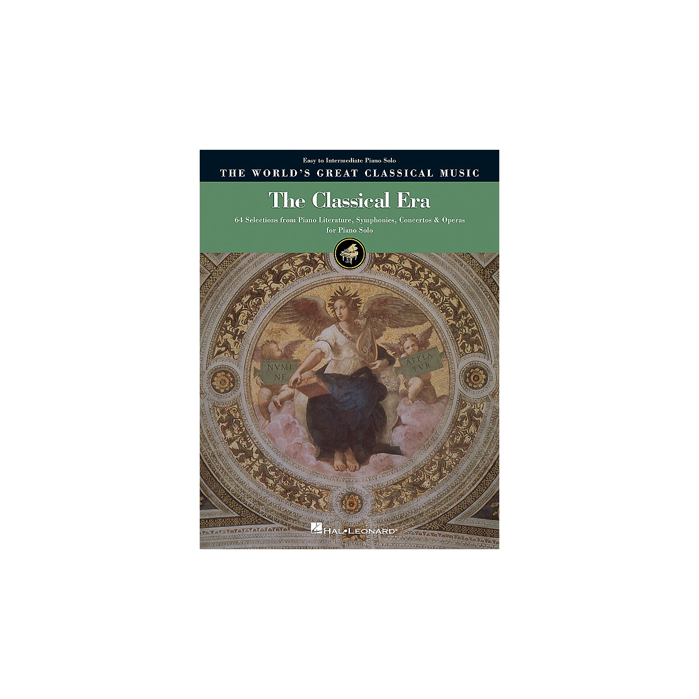 Hal Leonard The Classical Era - Easy to Intermediate Piano Solo World's Greatest Classical Music Series by Various thumbnail