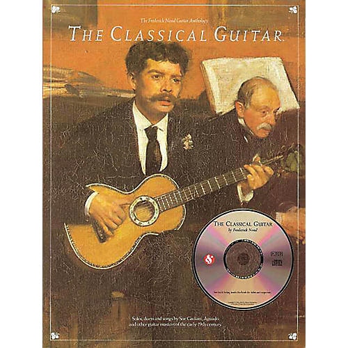Music Sales The Classical Guitar Music Sales America Series Softcover with CD thumbnail
