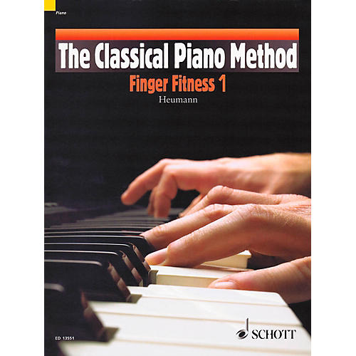 Schott The Classical Piano Method - Finger Fitness 1 thumbnail