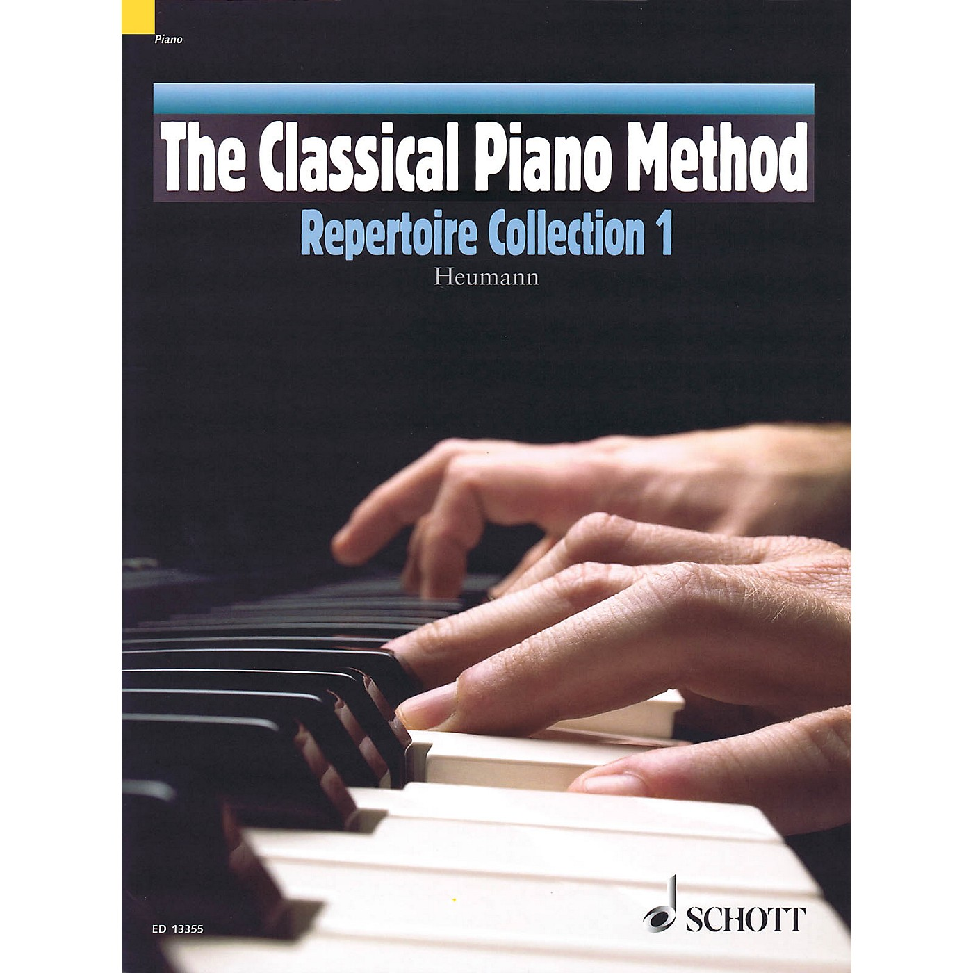 Hal Leonard The Classical Piano Method - Repertoire Collection 1 thumbnail