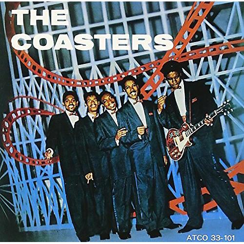 Alliance The Coasters - Coasters (Debut Album) + 2 Bonus Tracks thumbnail