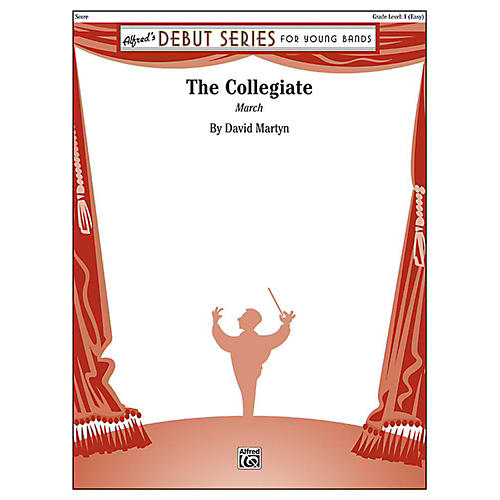 Alfred The Collegiate Concert Band Grade 1 Set thumbnail