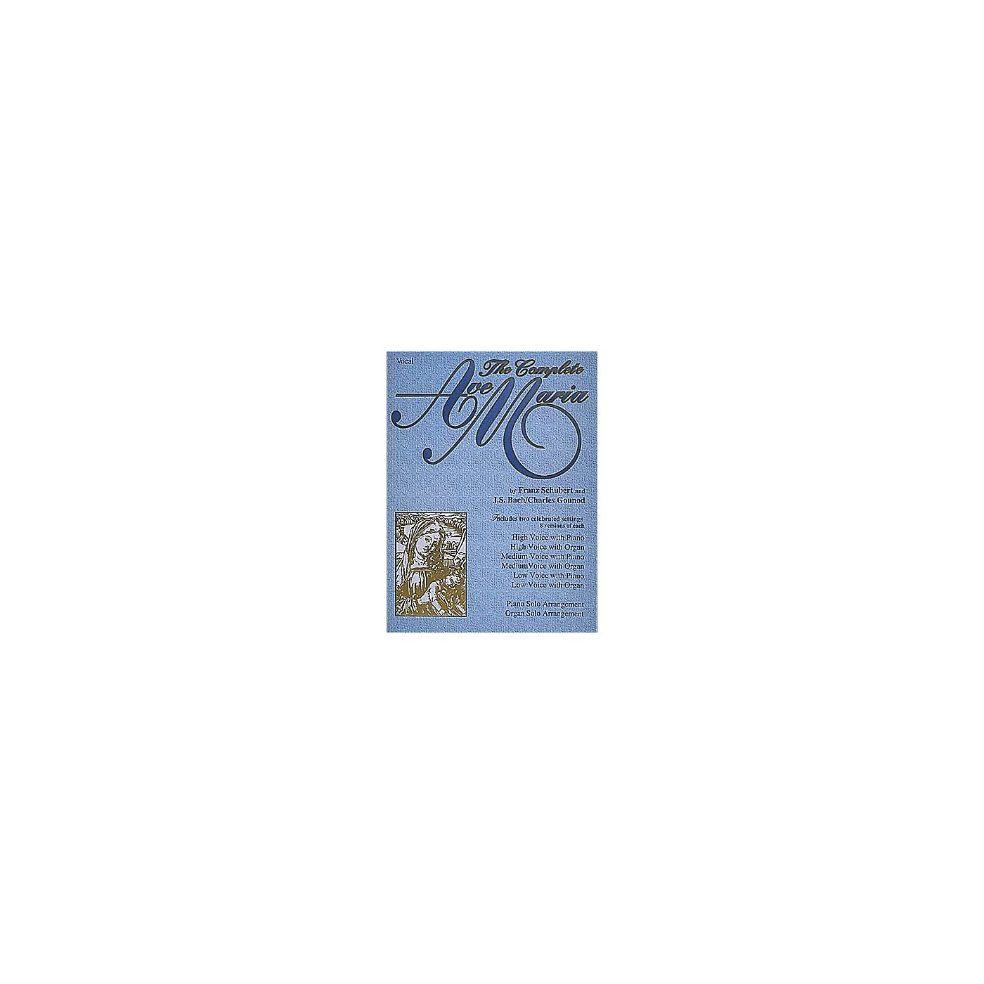 Hal Leonard The Complete Ave Maria Book thumbnail