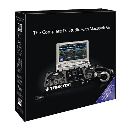Apple The Complete DJ Studio with MacBook Air thumbnail