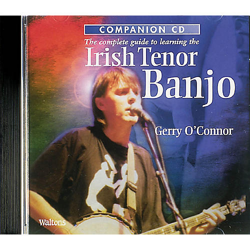 Waltons The Complete Guide to Learning the Irish Tenor Banjo Waltons Irish Music Books CD by Gerry O'Connor thumbnail