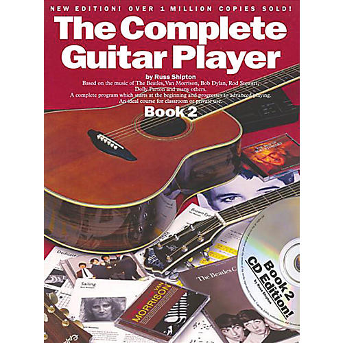 Music Sales The Complete Guitar Player - Book 2 Music Sales America Series Softcover with CD Written by Russ Shipton thumbnail