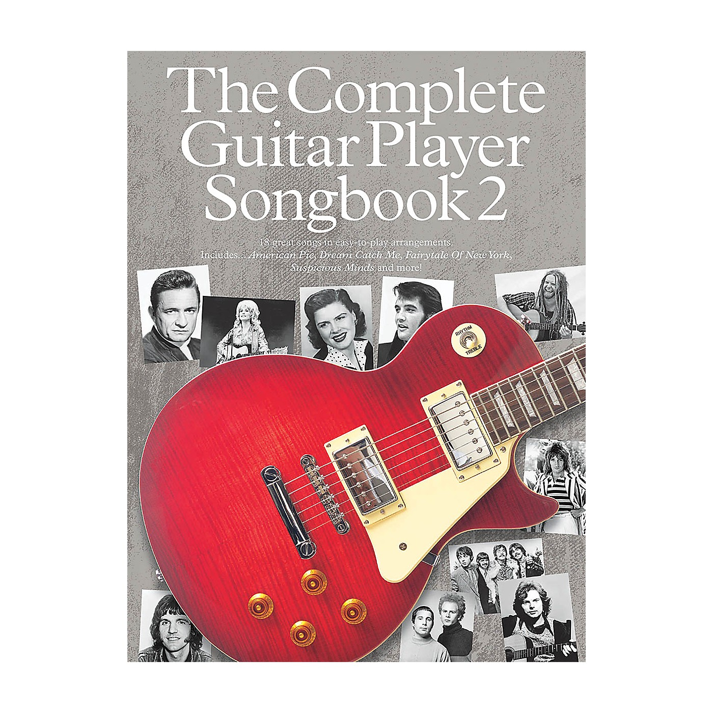 Music Sales The Complete Guitar Player - Songbook 2 Guitar Series Softcover thumbnail