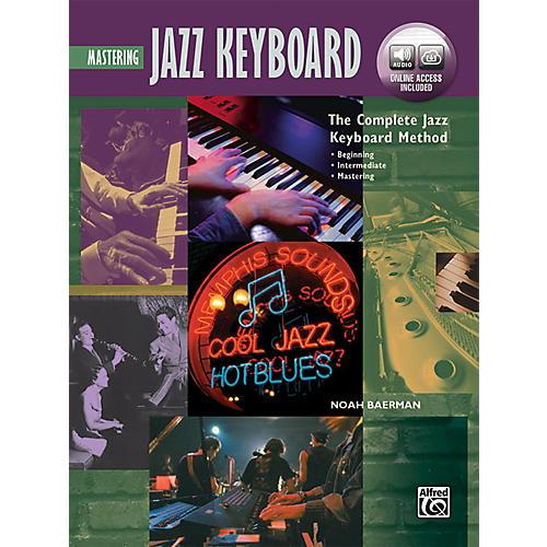 Alfred The Complete Jazz Keyboard Method - Mastering Jazz Keyboard Book & Online Audio thumbnail