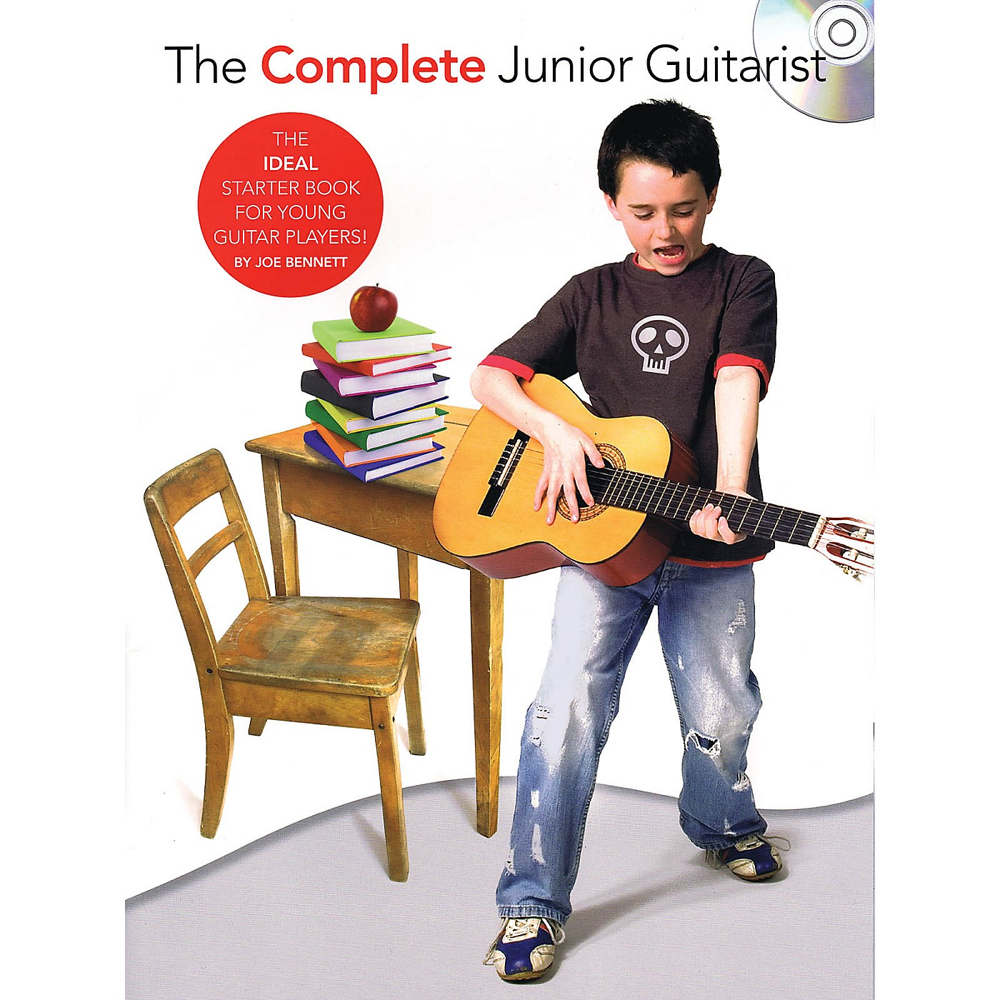 Music Sales The Complete Junior Guitarist Music Sales America Series Softcover with CD Written by Joe Bennett thumbnail