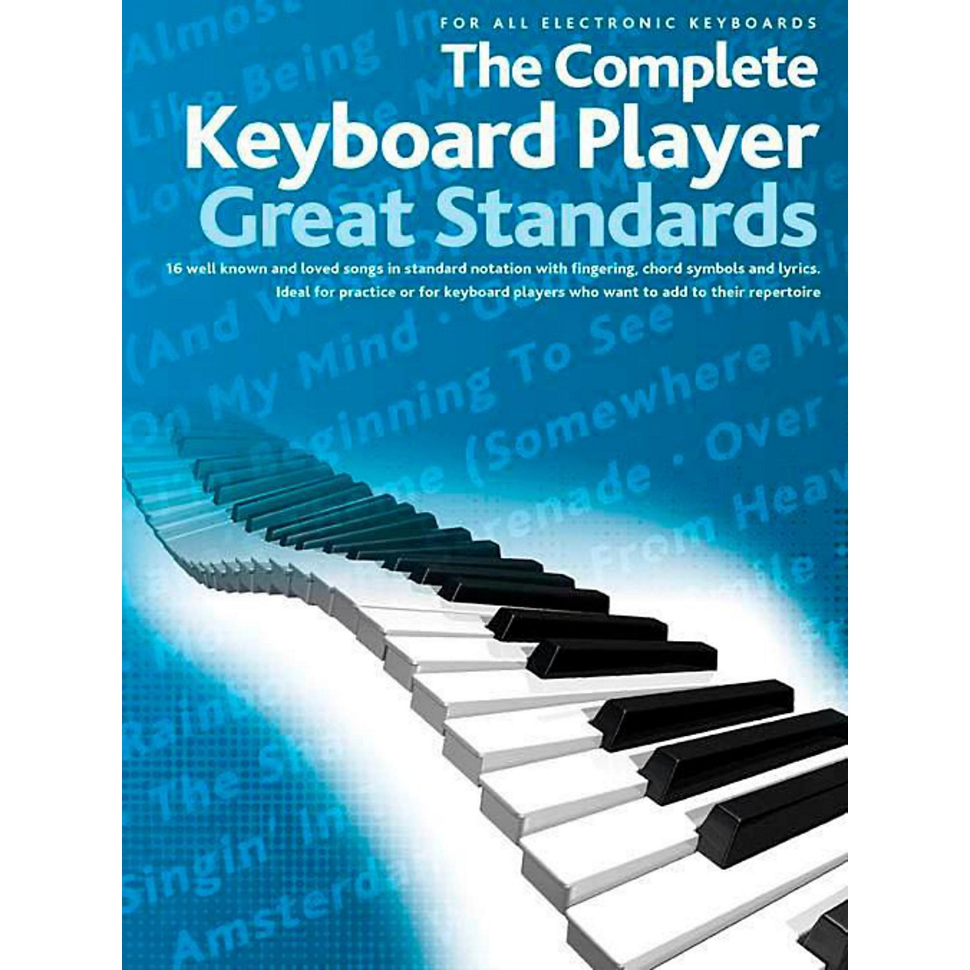 Music Sales The Complete Keyboard Player - Great Standards thumbnail
