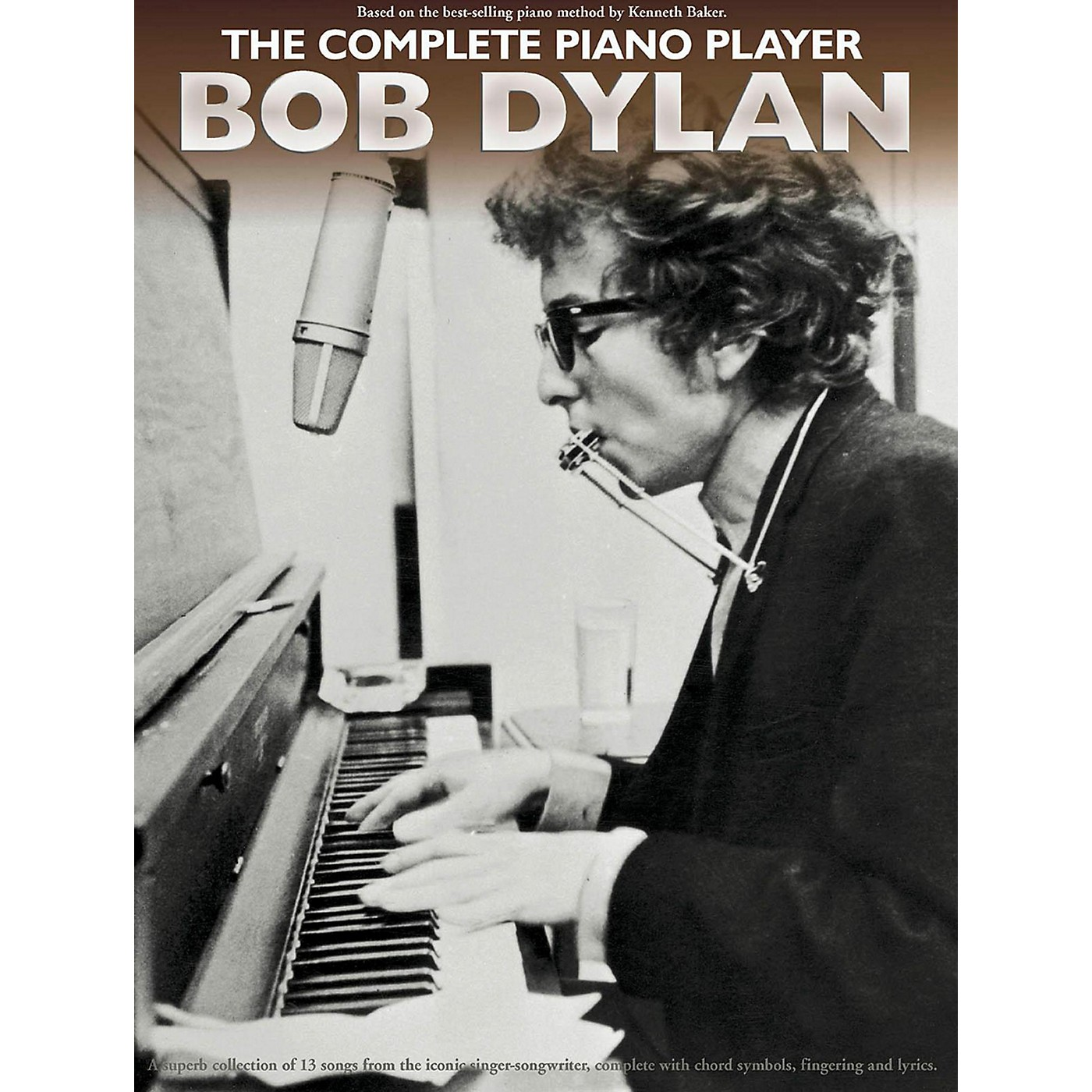 Music Sales The Complete Piano Player - Bob Dylan thumbnail