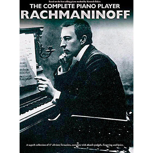 Music Sales The Complete Piano Player - Rachmaninoff thumbnail