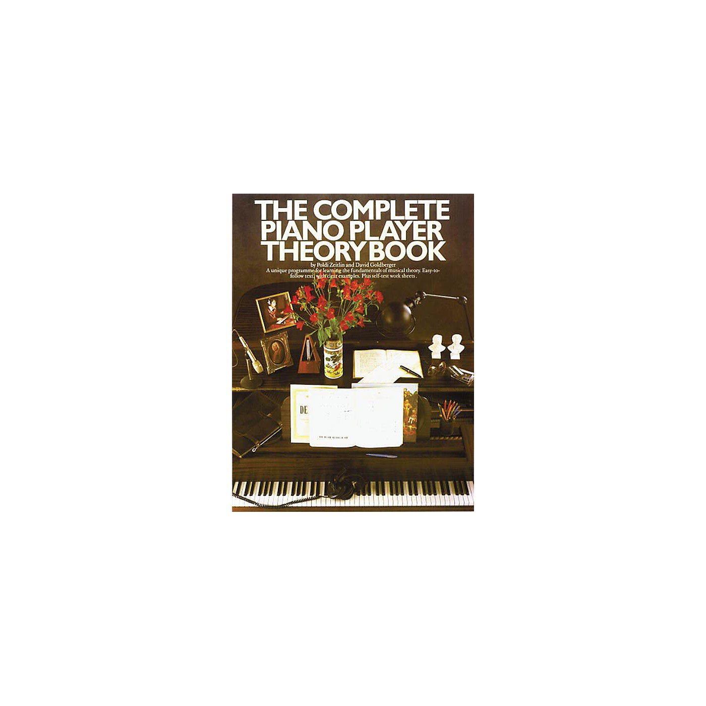 Music Sales The Complete Piano Player: Theory Book Music Sales America Series Softcover Written by David Goldberger thumbnail
