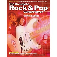 Music Sales The Complete Rock & Pop Guitar Player (Omnibus Edition) Music Sales America Series Softcover with CD