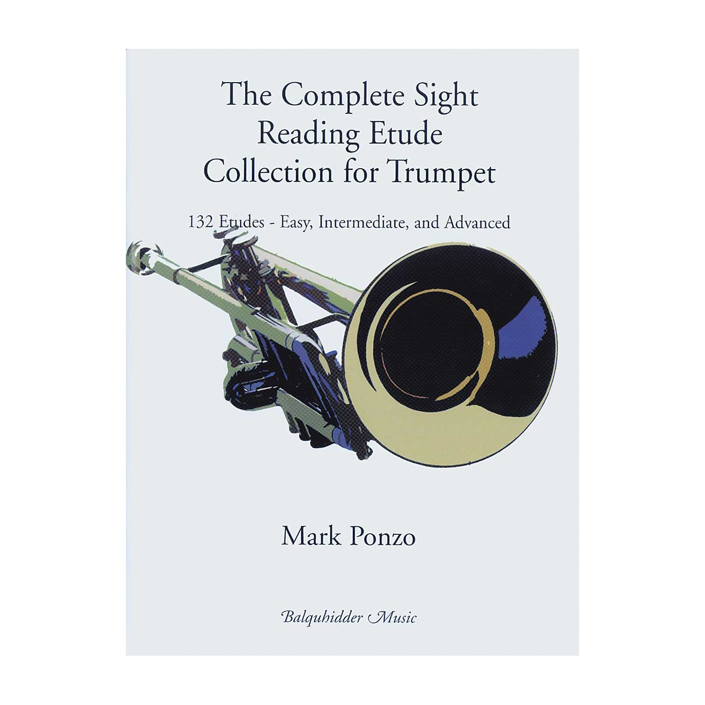 Carl Fischer The Complete Sight Reading Etude Collection for Trumpet Book thumbnail