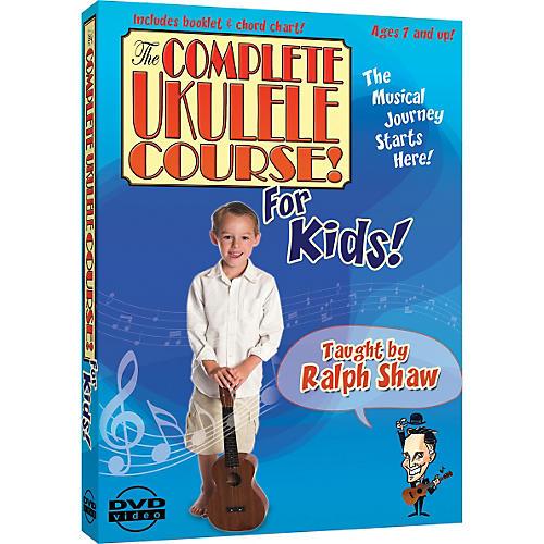 Emedia The Complete Ukulele Course for Kids DVD thumbnail
