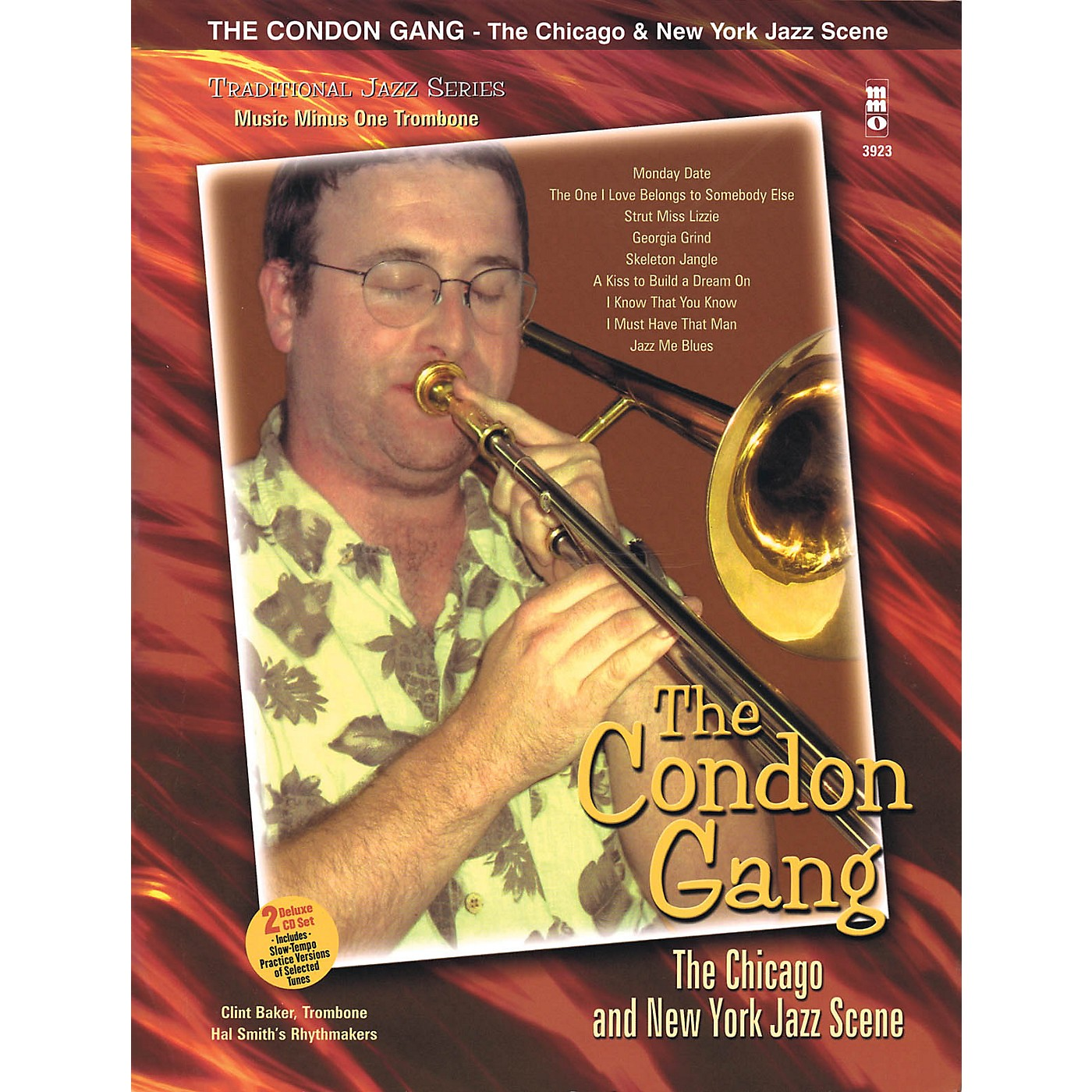 Music Minus One The Condon Gang: The Chicago & New York Jazz Scene Music Minus One Series Softcover with CD thumbnail
