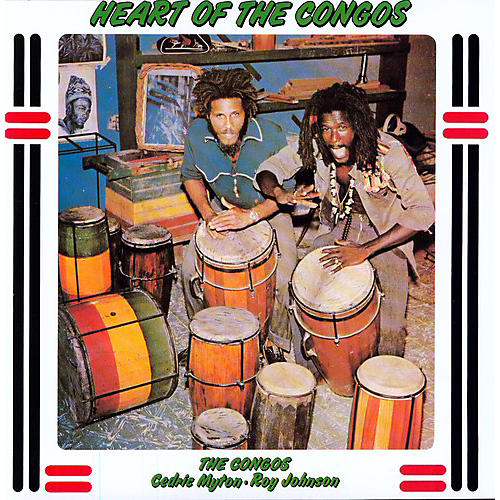 Alliance The Congos - Heart of the Congos thumbnail