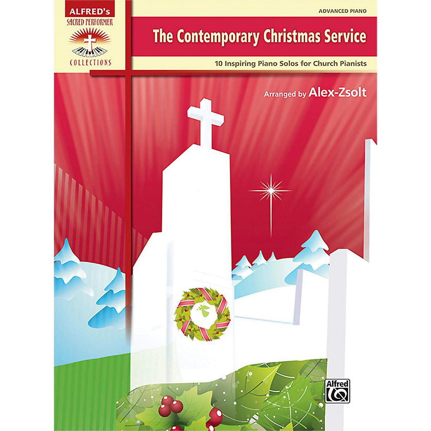 Alfred The Contemporary Christmas Service Advanced thumbnail