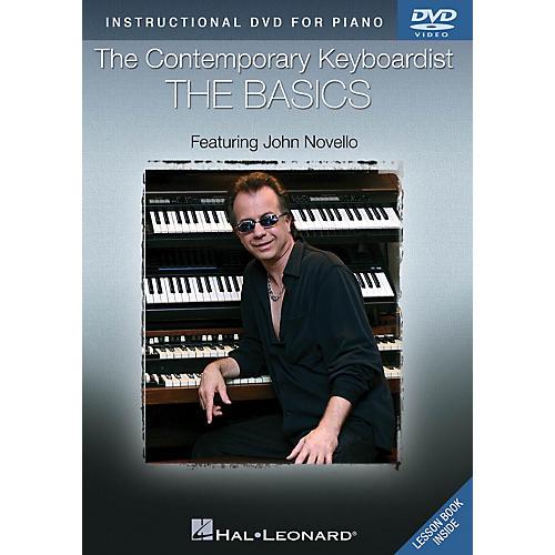 Hal Leonard The Contemporary Keyboardist - The Basics DVD Series DVD Written by John Novello thumbnail