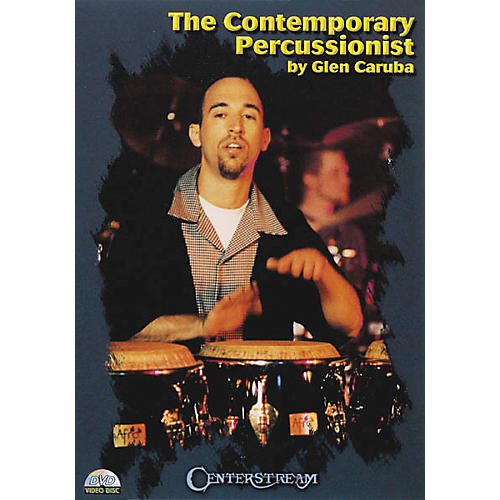 Centerstream Publishing The Contemporary Percussionist (DVD)-thumbnail