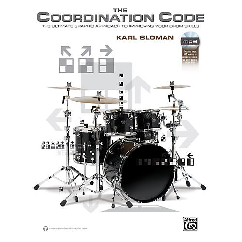 Alfred The Coordination Code Book, Poster & MP3 CD thumbnail