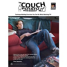 Alfred The Couch Potato Drum Workout Book