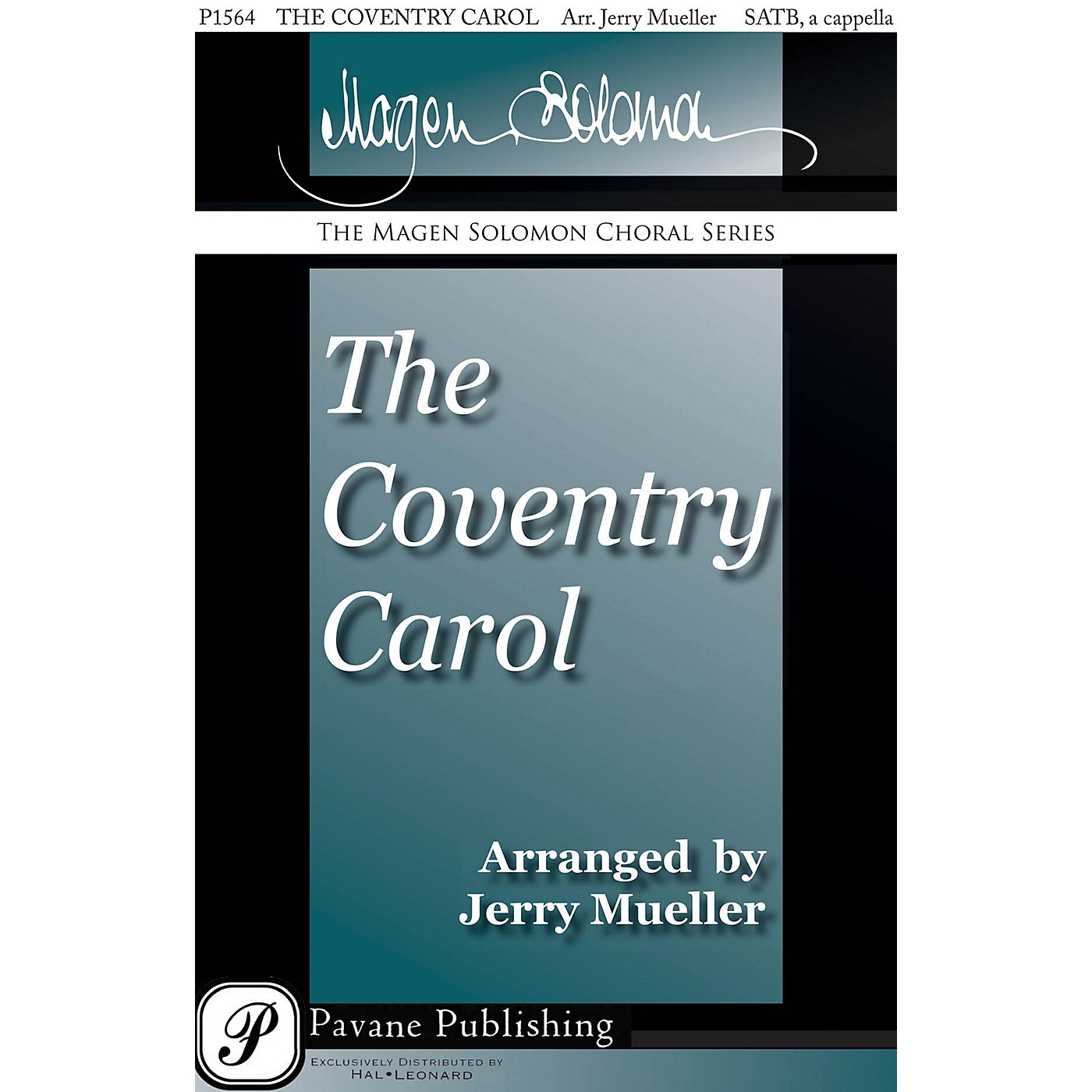 Pavane The Coventry Carol SATB a cappella arranged by Jerry Mueller thumbnail