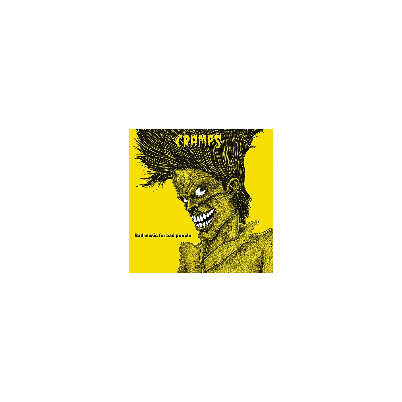 Alliance The Cramps - Bad Music For Bad People thumbnail