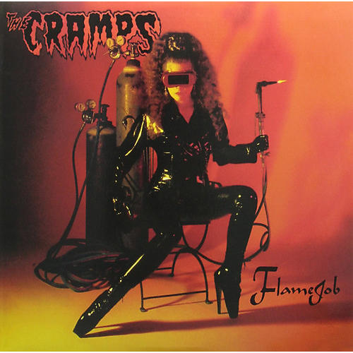 Alliance The Cramps - Flamejob thumbnail