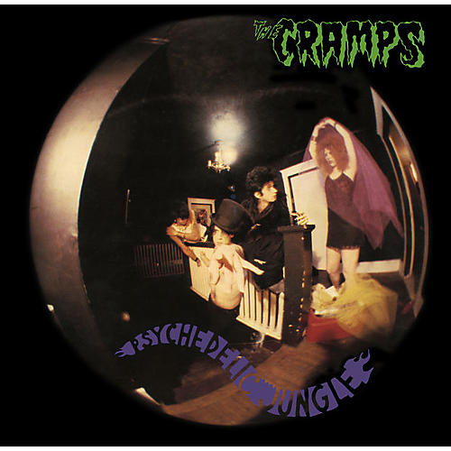 Alliance The Cramps - Psychedlic Jungle thumbnail
