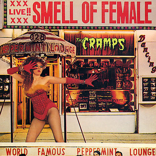 Alliance The Cramps - Smell of Female thumbnail