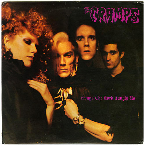 Alliance The Cramps - Songs The Lord Taught Us thumbnail