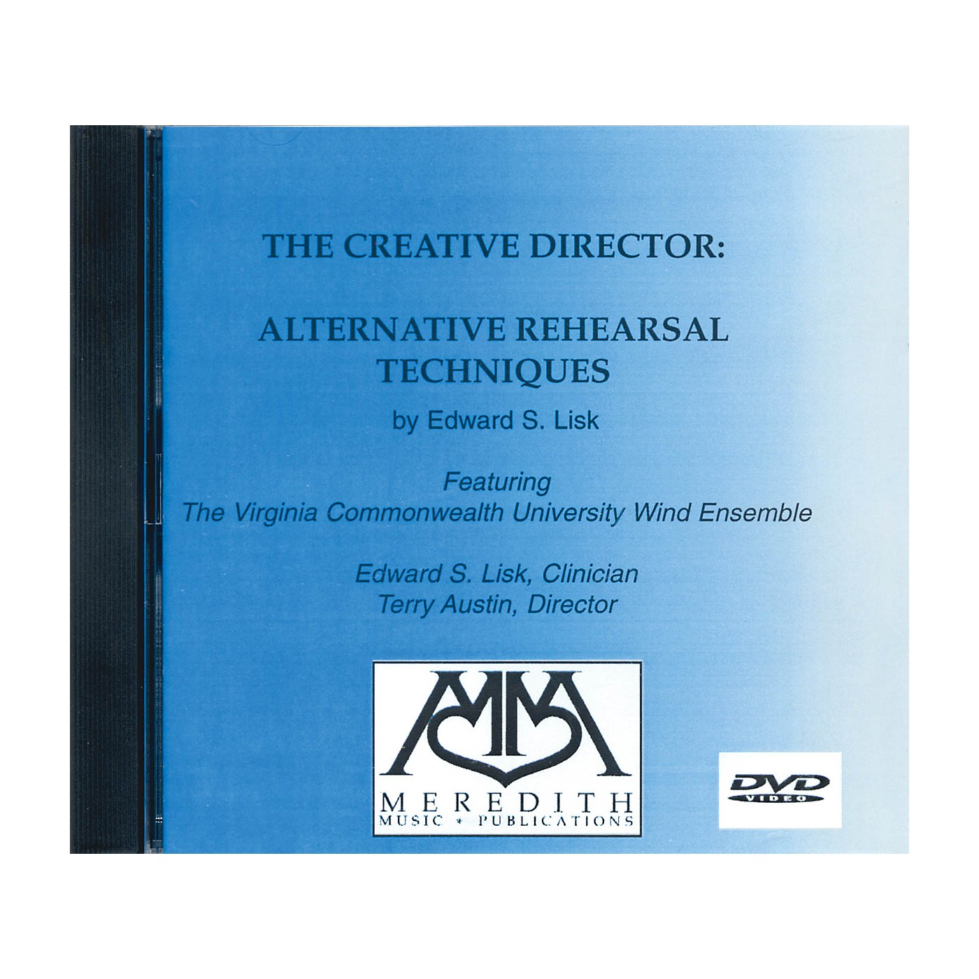 Meredith Music The Creative Director: Alternative Rehearsal Techniques (DVD) Concert Band thumbnail
