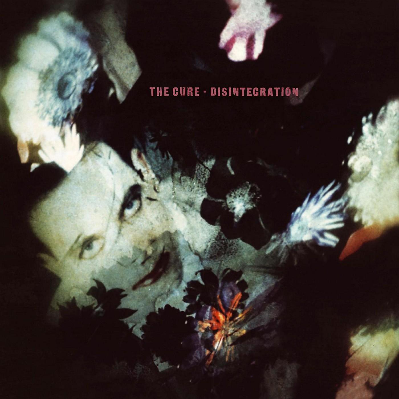 WEA The Cure - Disintegration (Deluxe Edition)(2Lp 180 Gram Vinyl) thumbnail