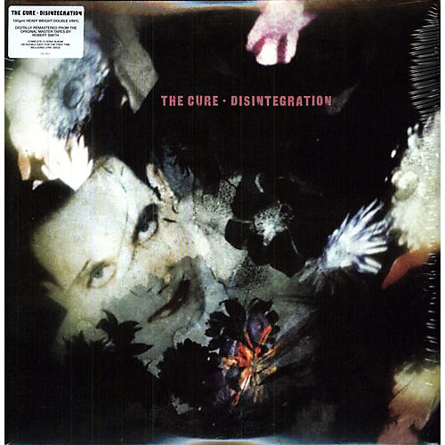 Alliance The Cure - Disintegration: Remastered (UK Pressing) thumbnail