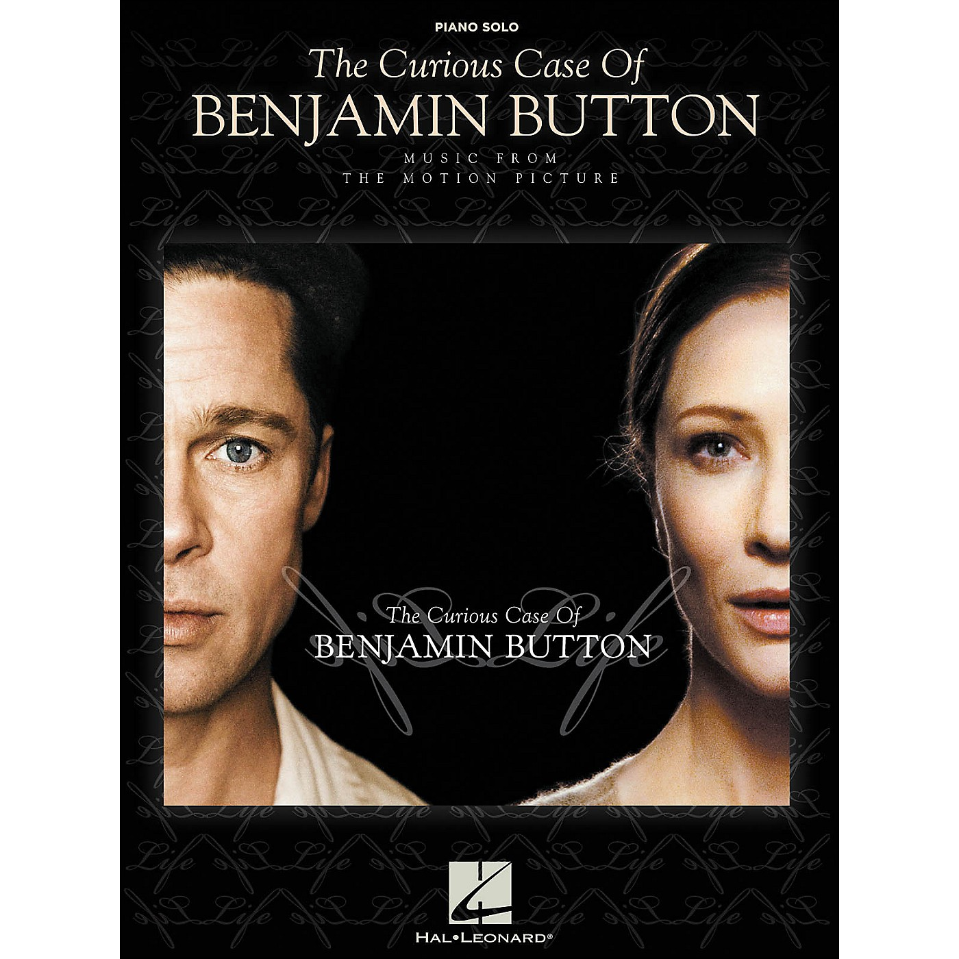 Hal Leonard The Curious Case Of Benjamin Button arranged for piano solo thumbnail