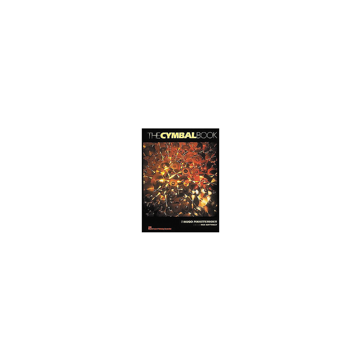 Hal Leonard The Cymbal Book thumbnail