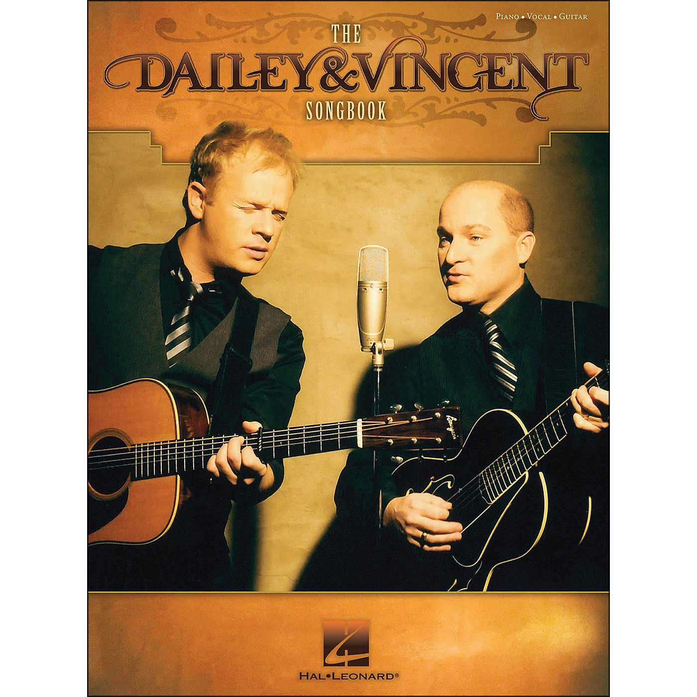 Hal Leonard The Dailey & Vincent Songbook arranged for piano, vocal, and guitar (P/V/G) thumbnail
