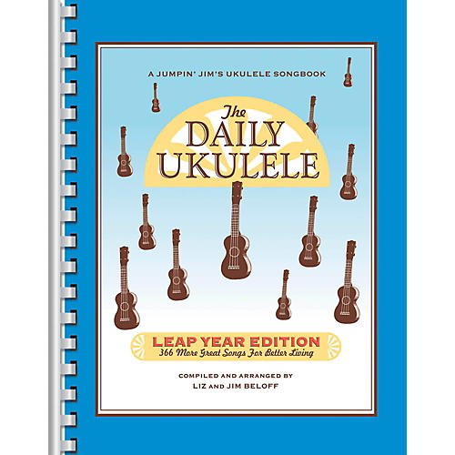 Flea Market Music The Daily Ukulele Songbook - Leap Year Edition (366 More Songs for Better Living) thumbnail