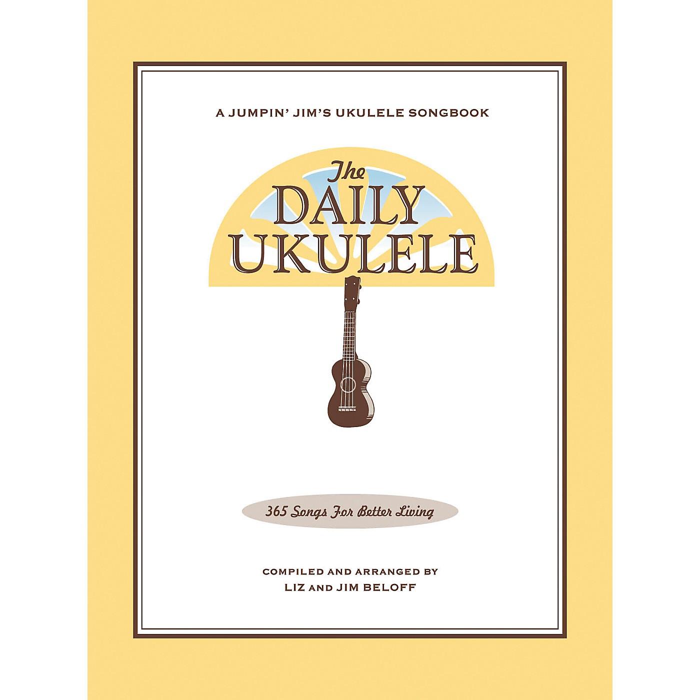 Hal Leonard The Daily Ukulele Songbook (Fakebook) thumbnail