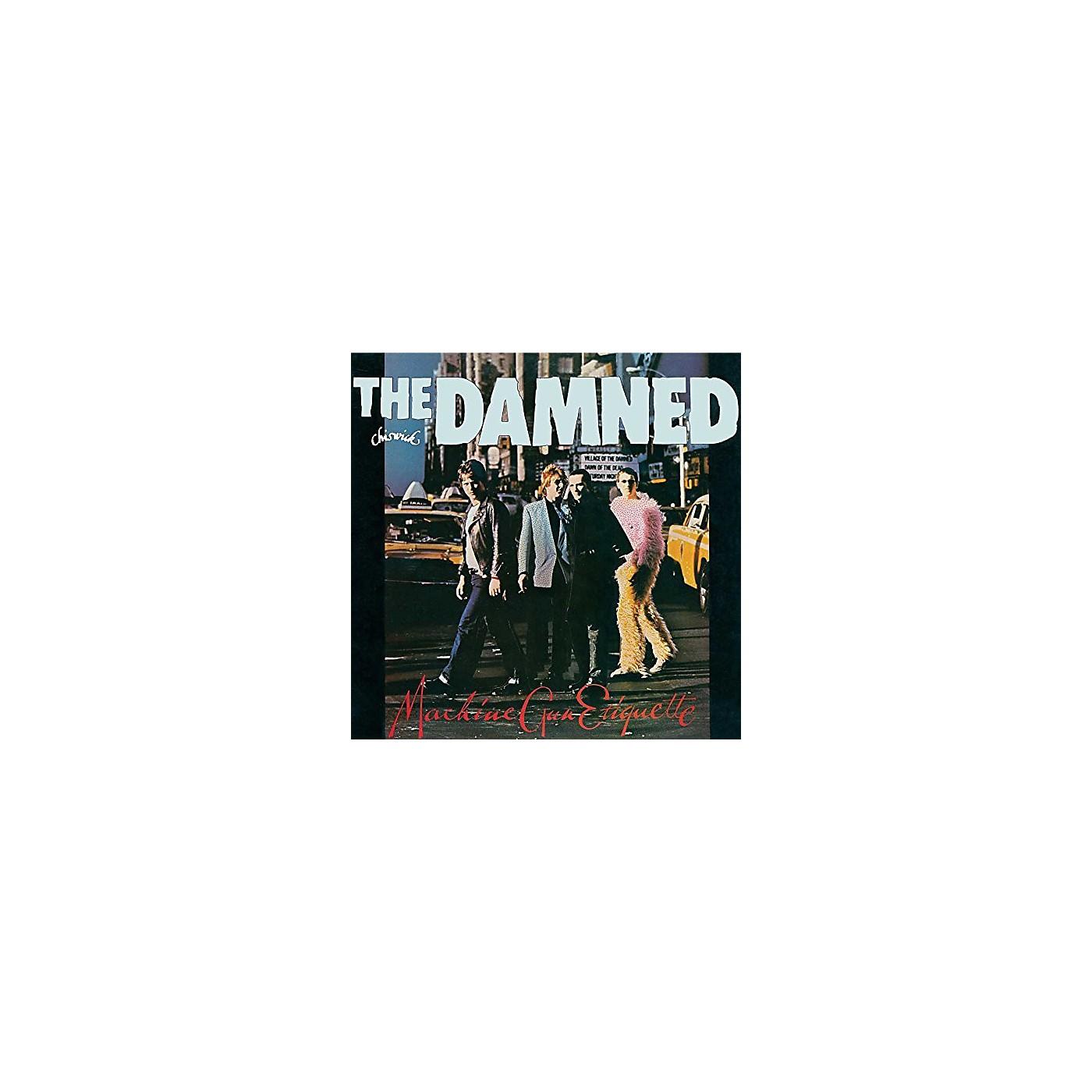 Alliance The Damned - Machine Gun Etiquette thumbnail