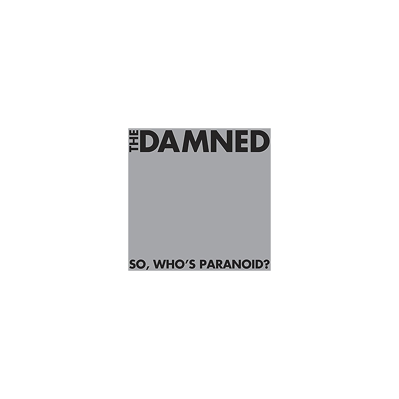 Alliance The Damned - So Who's Paranoid? thumbnail