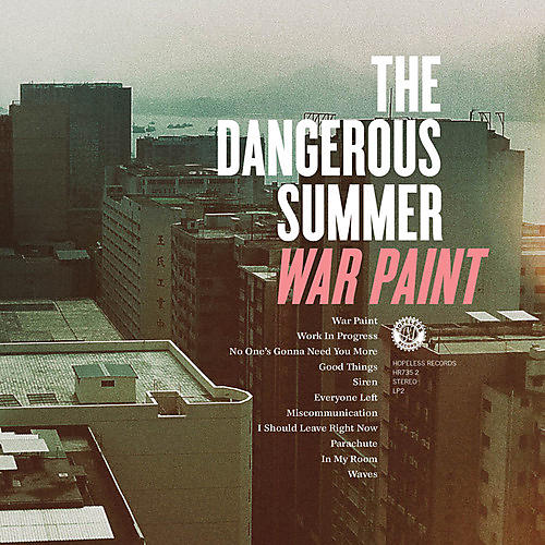 Alliance The Dangerous Summer - War Paint thumbnail